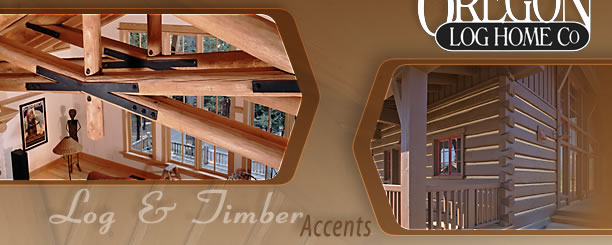 Timber Accents for Trusses